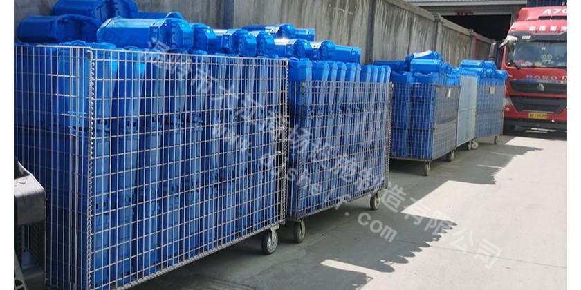 瓶胚仓储笼:大江仓储笼与宁夏某塑料制品企业的合作案例