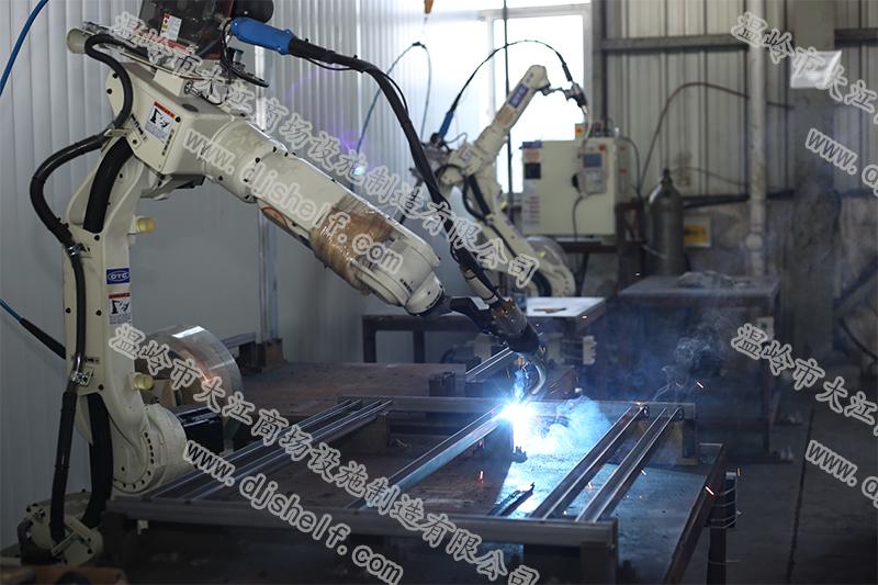 焊接机器人-大江仓储笼