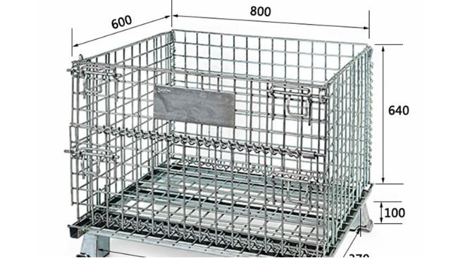 折叠仓储笼规格