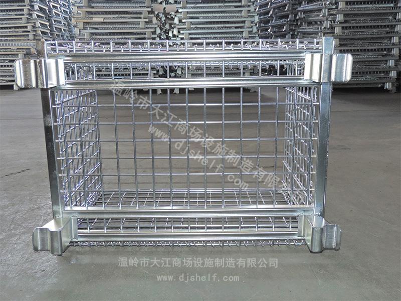 前网折弯仓储笼-06