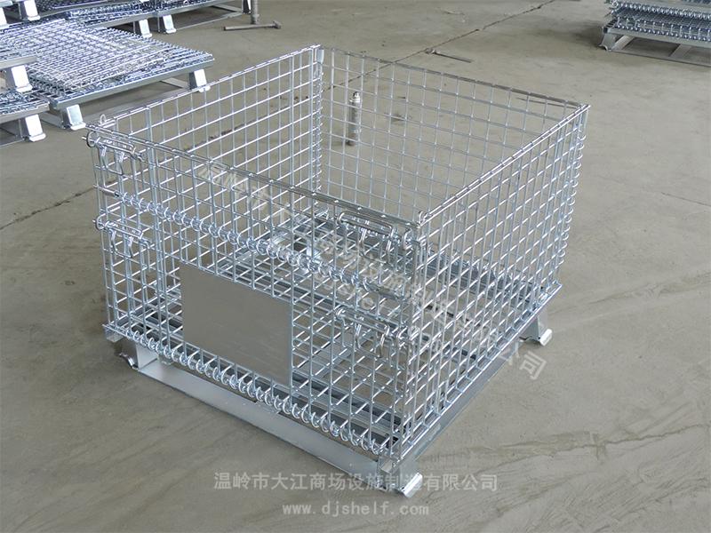 扁铁仓储笼-8