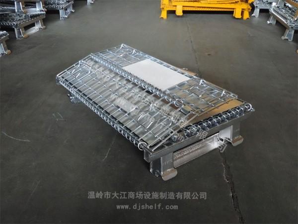 角铁焊铁板仓储笼-04