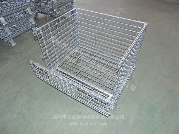 前网折弯仓储笼-02