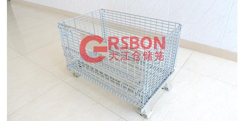大江仓储笼与浙江某汽配机械公司的合作案例