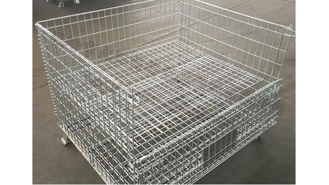 仓储笼生产厂家大江 专业打造非常规仓储笼