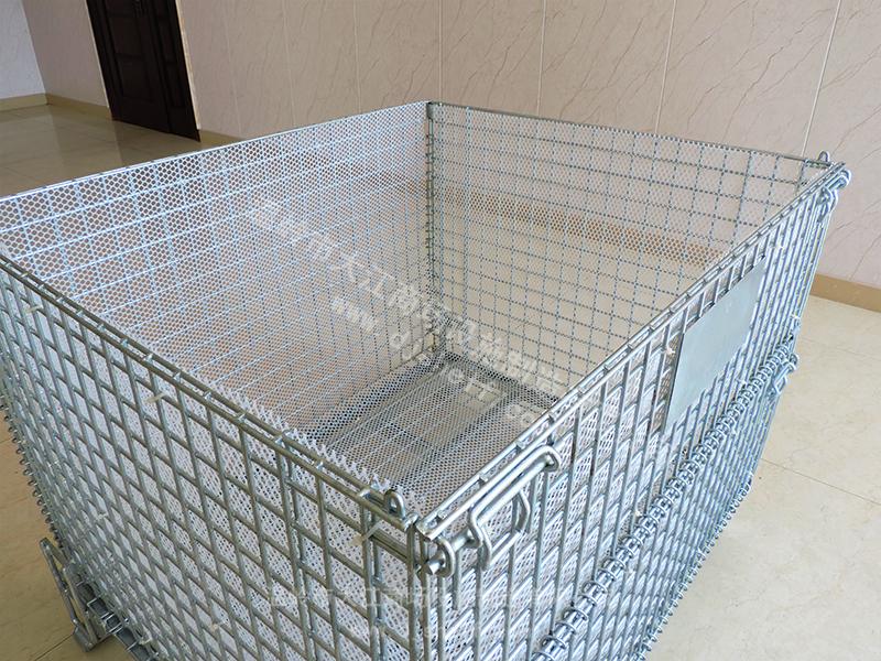 PE网板仓储笼