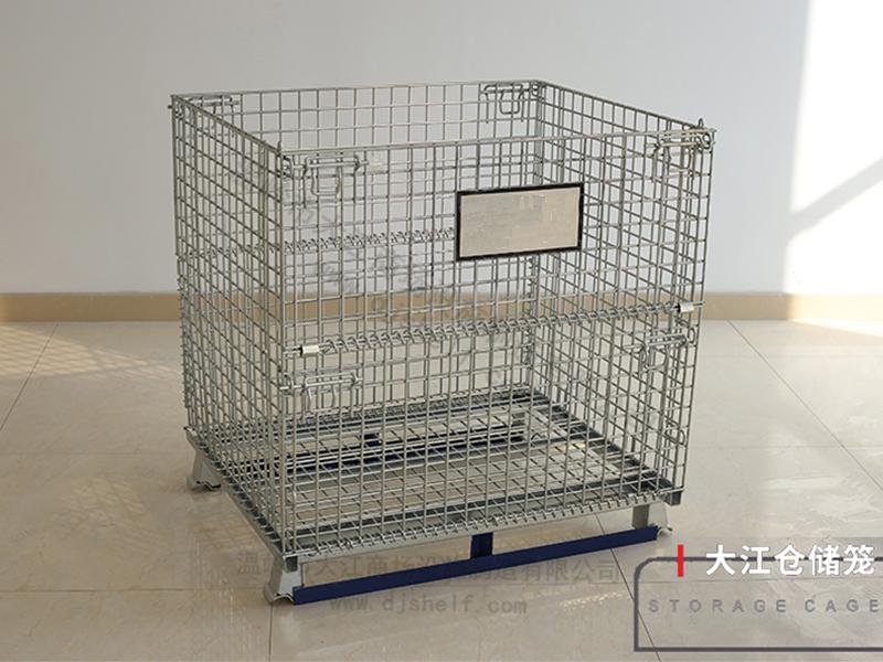 角铁仓储笼