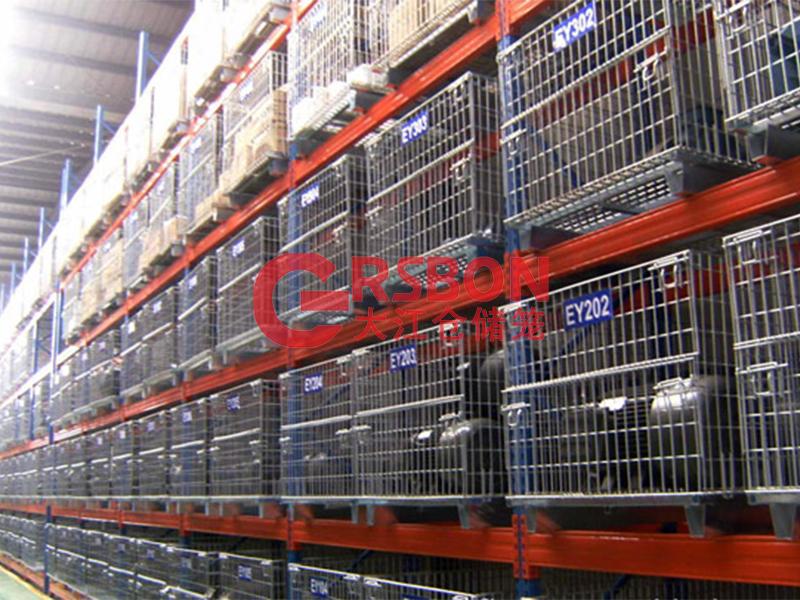 货架仓储笼:大江仓储笼与浙江某机械公司的合作案例