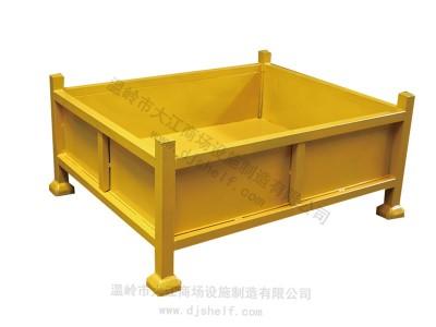 钢制铁皮料箱
