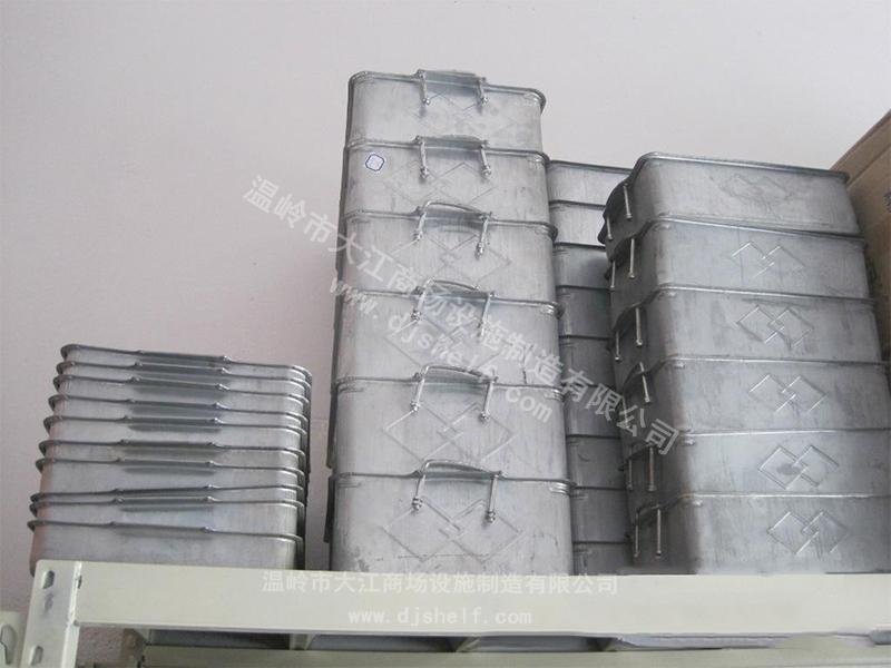 铁皮拉伸周转箱-堆叠