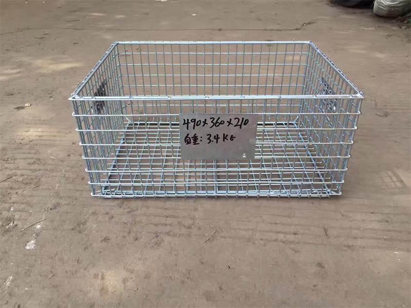 手提式物流箱-大江仓储笼