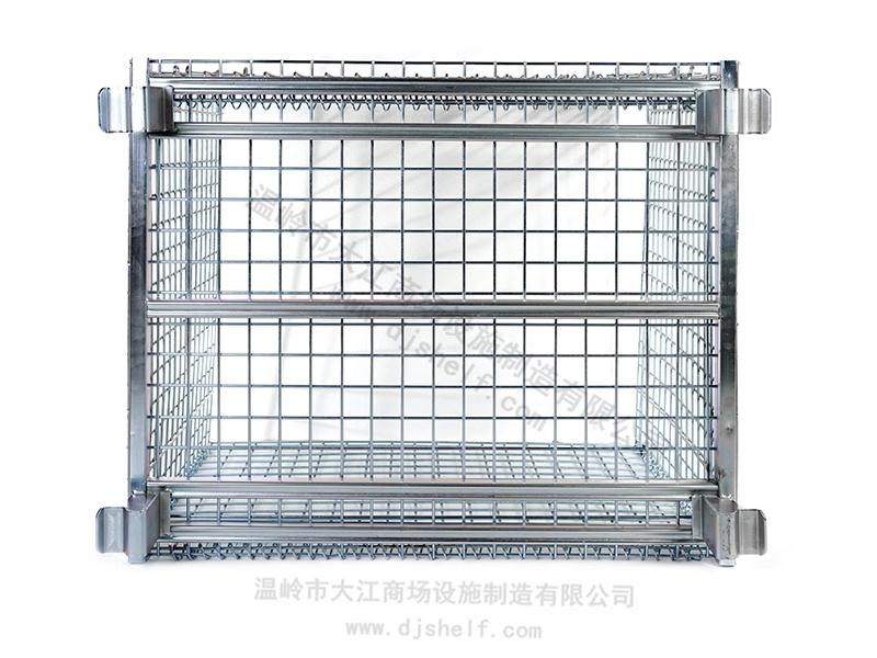 仓储笼高强度承载专利-底梁排布-大江仓储笼