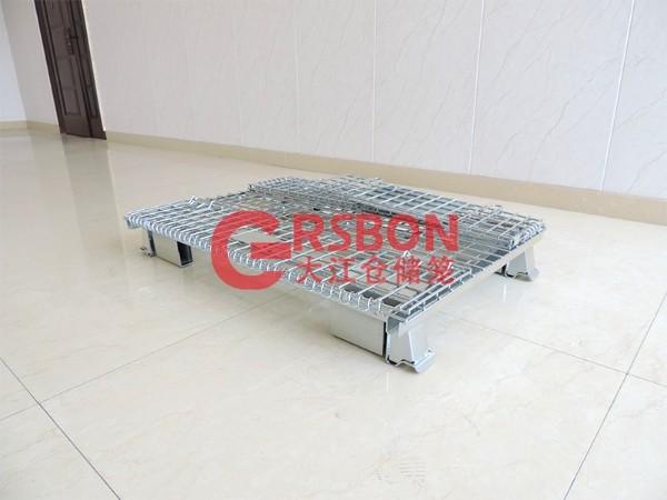 焊方管货架仓储笼