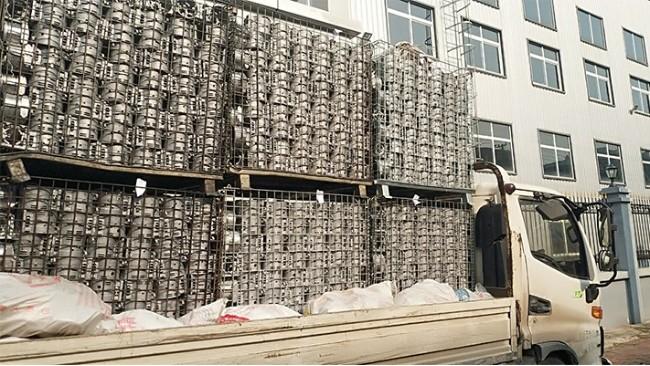 仓储笼货物运输