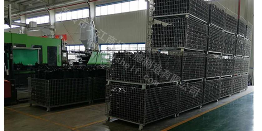 仓储笼定制:大江仓储笼与苏州某汽车部件公司的合作案例