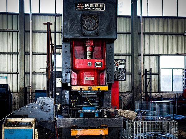 自动化机器-大江仓储笼