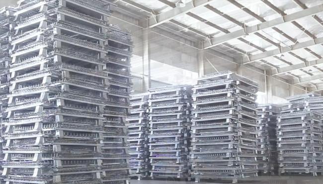 仓储笼在仓库周转与存储中的作用是什么?