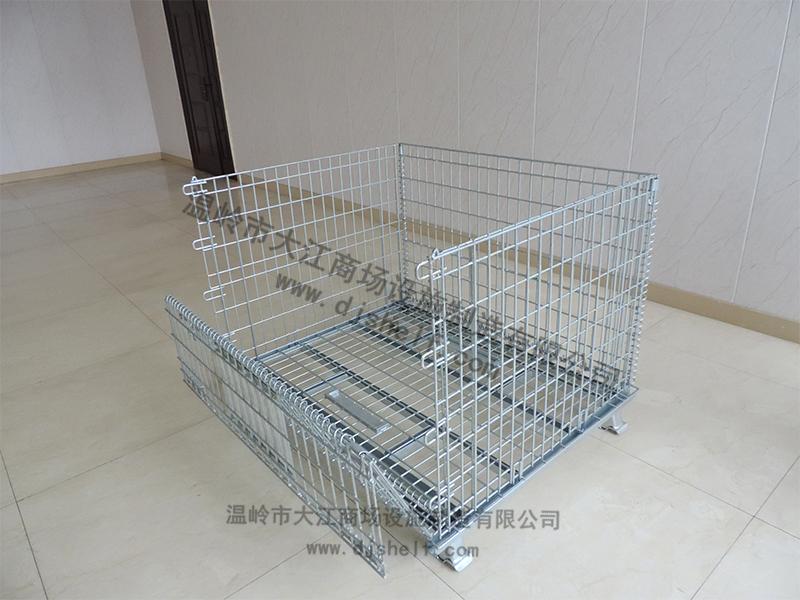 加卡扣仓储笼-大江仓储笼