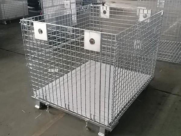 日本吊笼-非标仓储笼
