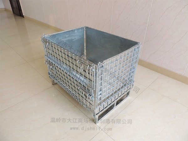 仓储笼焊铁板焊方管