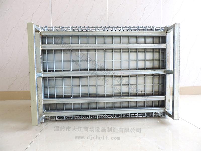 仓储笼焊铁板加方管-7